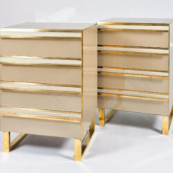 The image for Pair Caramel Bedsides 02
