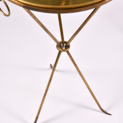 The image for Pair Gueridons Bronze Tables 07
