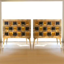 The image for Pair Jewelled Cabinets 01