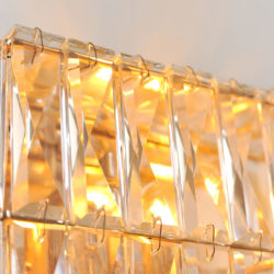 The image for Pair Of Jewelled Wall Lights 05