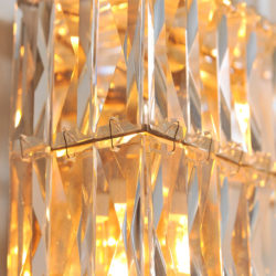 The image for Pair Of Jewelled Wall Lights 06