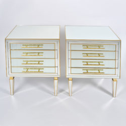 The image for Pair Of Mirrored Chests 01 Vw