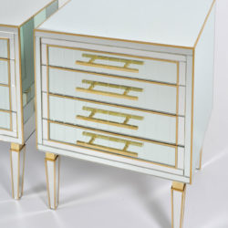 The image for Pair Of Mirrored Chests 02 Vw