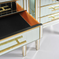 The image for Pair Of Mirrored Chests 04 Vw
