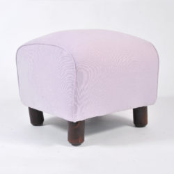 The image for Pair Of Wood Stools In Lilac 04