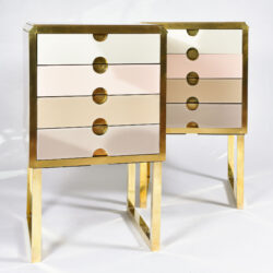 The image for Pair Pastel Bedsides 01