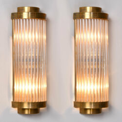 The image for Pair Ravello Wall Lights 2 Tiers 01