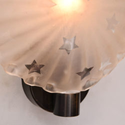 The image for Pair Star Wall Lights 04
