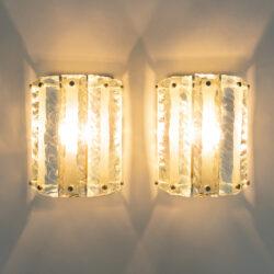 The image for Pale Green Fontana Wall Lights 0698
