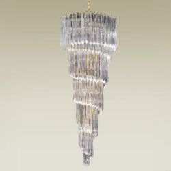 The image for Raindrop Chandelier –1