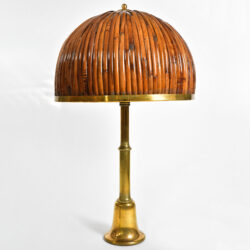 The image for Rattan Table Lamp Crespi 01