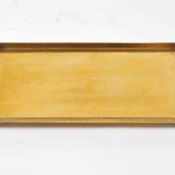 The image for Rectangular Bras Tray On Feet 04