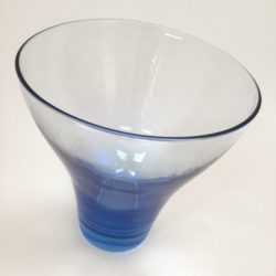 The image for Scandinavian Blue Vase 02