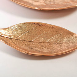 The image for Set Of 3 Leaf Bowls 04