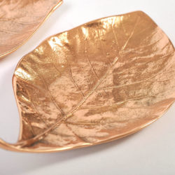 The image for Set Of 3 Leaf Bowls 05