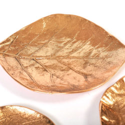 The image for Set Of 3 Leaf Bowls 06