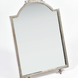 The image for Silver Table Mirror 02