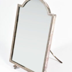 The image for Silver Table Mirror 03