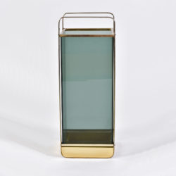 The image for Smoked Glass Umbrella Stand 01