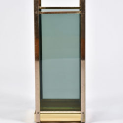 The image for Smoked Glass Umbrella Stand 02