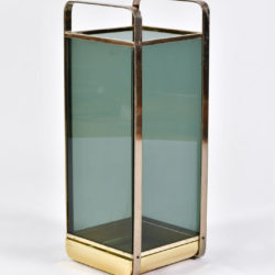 The image for Smoked Glass Umbrella Stand 03