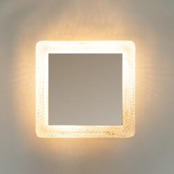 The image for Square Backlit Mirror 0401