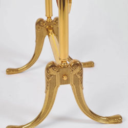 The image for Standing Brass Mirror 07