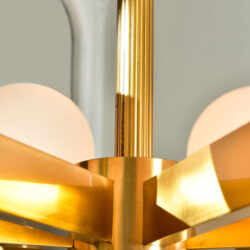 The image for Swedish Eight Arm Chandelier 02