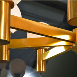 The image for Swedish Eight Arm Chandelier 04