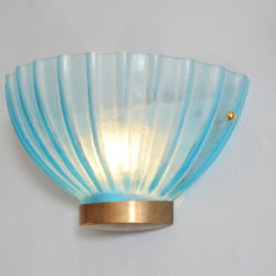 The image for Two Seguso Scallop Lights 02 Vw