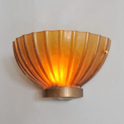 The image for Two Seguso Scallop Lights 03 Vw
