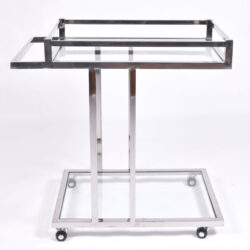 The image for Us 1970S Chrome Drinks Trolley 01