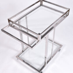 The image for Us 1970S Chrome Drinks Trolley 04