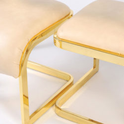 The image for Us Brass Desk And Stools 05