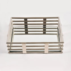 The image for Vw Chrome Tray 1