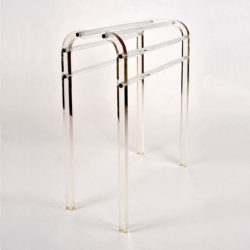 The image for Vw Lucite Towel Rail Detail 01