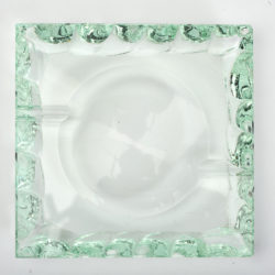 The image for Valerie Wade 1950S Italian Glass Ashtray 03