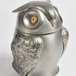 The image for Valerie Wade 1960S Owl Ice Bucket 2