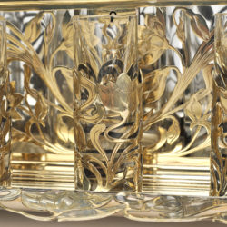 The image for Valerie Wade Bohemian Silver Glass Drinks Set 06