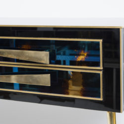 The image for Valerie Wade Italian Black Cabinet –5