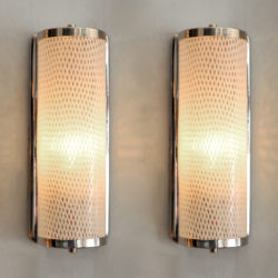 The image for Valerie Wade Lattice Wall Lights 011