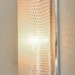 The image for Valerie Wade Lattice Wall Lights 02