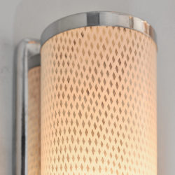 The image for Valerie Wade Lattice Wall Lights 04