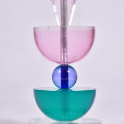 The image for Van Teal Lucite Lamp 02
