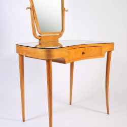 The image for Wood Italian Dressing Table 02