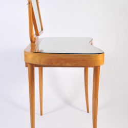 The image for Wood Italian Dressing Table 03
