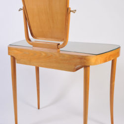 The image for Wood Italian Dressing Table 04