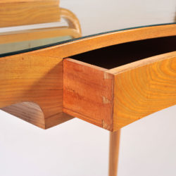 The image for Wood Italian Dressing Table 09