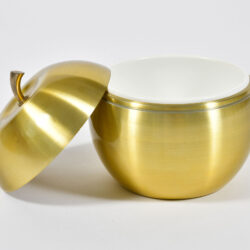 The image for Apple Brass Ice Bucket 04
