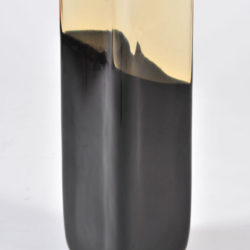 The image for Black Glass Vase 02